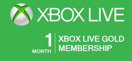 Xbox Live Gold Mitgliedschaft - 1 Monat Cover
