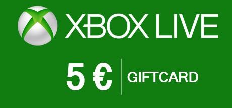 Xbox Live Guthaben 5