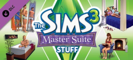 Die Sims 3: Traumsuite Accessoires Cover