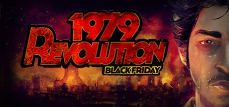 1979 Revolution: Black Friday Cover
