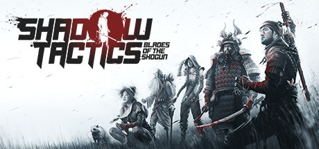Shadow Tactics: Blades of the Shogun Cover