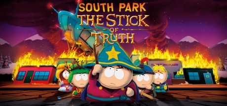 South Park: Der Stab der Wahrheit DE Version