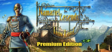 Namariel Legends: Iron Lord Cover