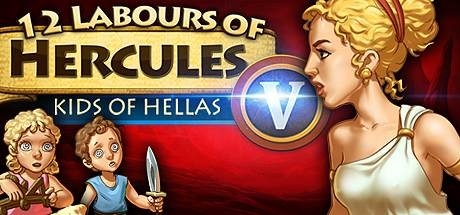 12 Labours of Hercules V: Kids of Hellas (Platinum Edition) Cover