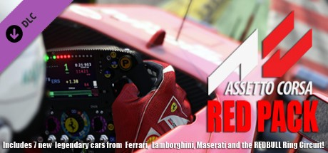 Assetto Corsa - Red Pack Cover