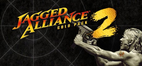 Jagged Alliance 2 Gold Cover