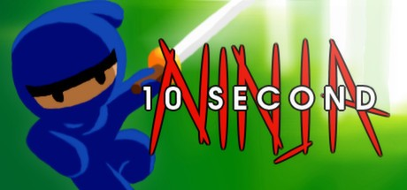 10 Second Ninja Cover