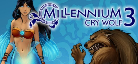 Millennium 3 - Cry Wolf Cover