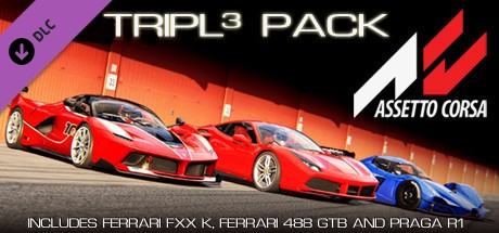 Assetto Corsa -Tripl3 Pack Cover