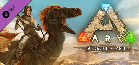ARK: Survival Evolved - Scorched Earth Cover