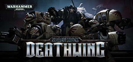 Space Hulk - Deathwing Cover