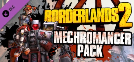 Borderlands 2: Mechromancer Pack (Steam)