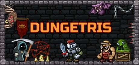 Dungetris Cover