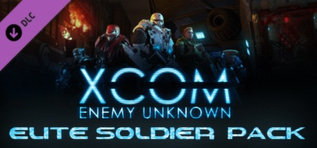 XCOM: Enemy Unknown - Elite Soldier Pack Cover