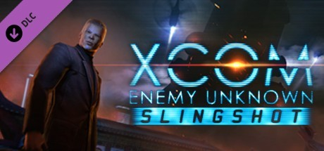 XCOM: Enemy Unknown - Slingshot Pack Cover