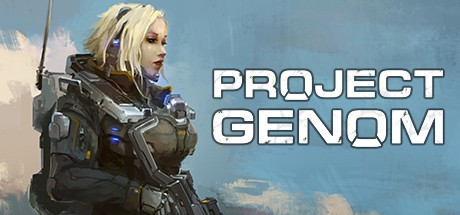 Project Genom Cover
