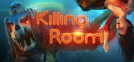 Killing Room Cover
