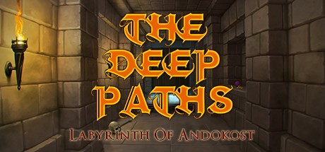 The Deep Paths: Labyrinth Of Andokost Cover
