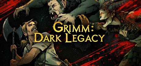 Grimm: Dark Legacy Cover