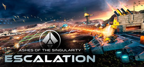 Ashes of the Singularity: Escalation Cover