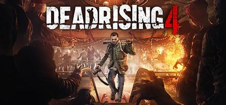 Dead Rising 4 Cover