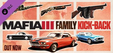 Mafia III - Family Kick Back Pack Cover