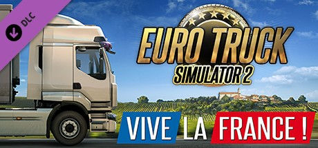 Euro Truck Simulator 2 - Vive la France ! (Steam)