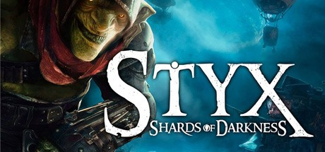Styx: Shards of Darkness Cover