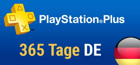 Playstation Plus Card - 365 Tage (Deutschland) Cover