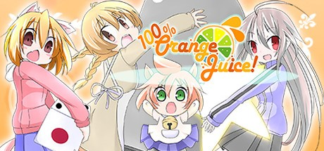 100% Orange Juice Cover