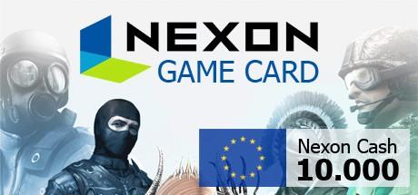 10000 Nexon Cash Points