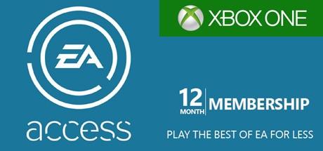EA Access 12 Monate Abo (Xbox One) Cover