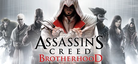 Assassin's Creed Brotherhood Cover