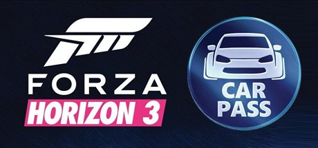 Forza Horizon 3 Car Pass - XBOX One & Windows 10