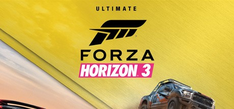 Forza Horizon 3 - Ultimate Edition [Xbox One/Windows 10 PC – Download Code]