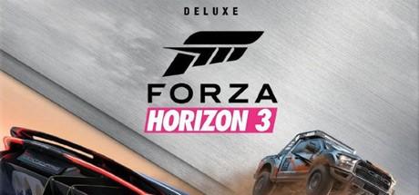 Forza Horizon 3 - Deluxe Edition
