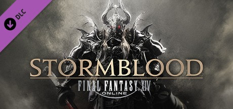 Final Fantasy XIV: Stormblood Cover