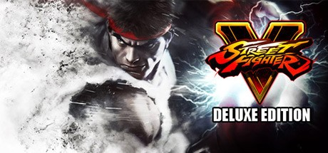Street Fighter V 2017 Deluxe Edition