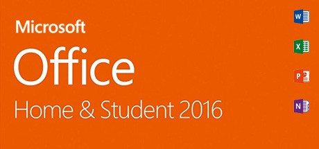 Microsoft Office 2016 Home and Student Key
