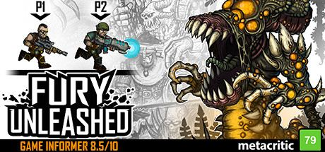 Fury Unleashed Cover
