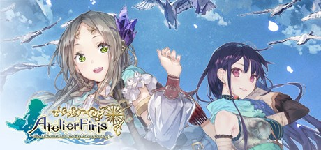 Atelier Firis: The Alchemist and the Mysterious Journey Cover