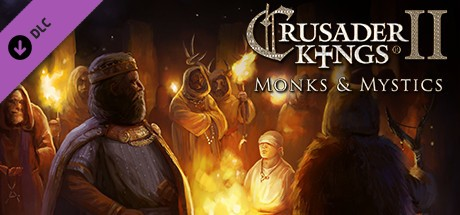 Crusader Kings II: Monks and Mystics Cover