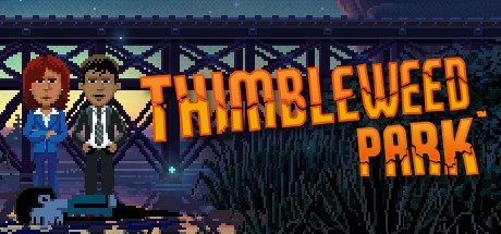 Thimbleweed Park™ Cover