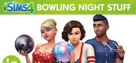 The SIMS 4 - Bowling Stuff EditionDLC [PC Code - Origin]