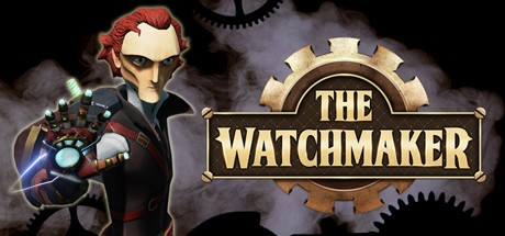 The Watchmaker Cover