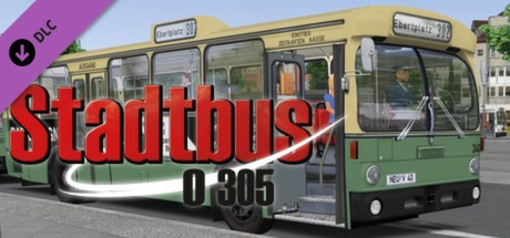 OMSI 2 Addon City Bus O305 (Steam)