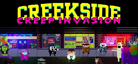 Creekside Creep Invasion Cover