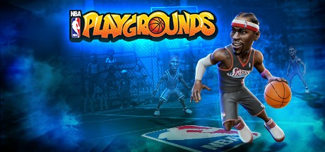 NBA Playgrounds Cover