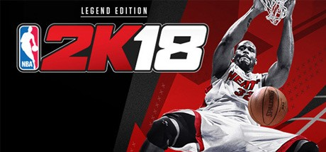 NBA 2K18 - Legend Edition Cover