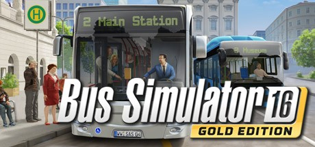 Bus Simulator 16: Gold Edition Cover